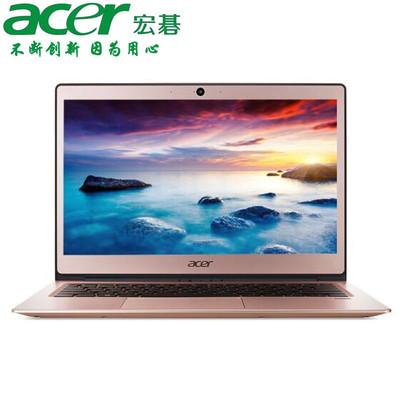 【官方授权 顺丰包邮】Acer SF113-31-C569 13.3英寸时尚轻薄本 赛扬双核 N3350  4GB 128GB固态 集显 预装Windows 10