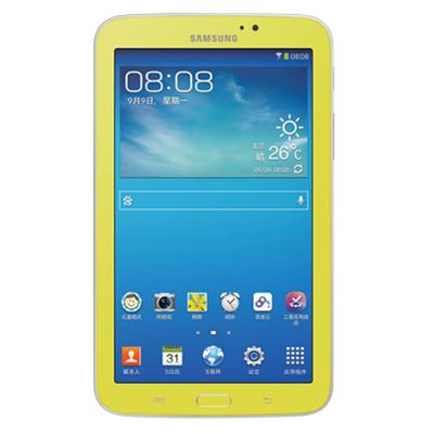 三星 Galaxy Tab 3 Kids T2105 双核心 WIFI版 便携儿童娱乐平板 内置儿童专属应用