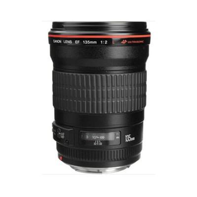 佳能 EF 135mm f/2L USM  佳能(Canon) EF 135mm f/2L 远摄定焦镜头