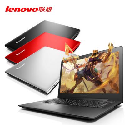 【顺丰包邮】联想 S41-70AM-IFI(雅典黑)重新定义科技美 14英吋,新酷睿第五代双核处理器,2GB独立显卡,配联想高感键盘