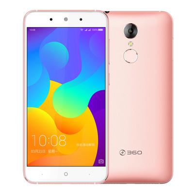 360 手机f4(高配版/移动4G)粉色高配 千元手机 全新国行 现货速发