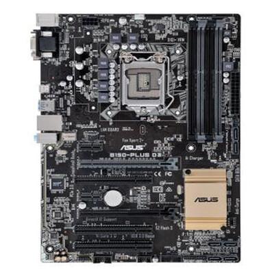 华硕(Asus)B150-PLUS D3 全固态电脑主板 LGA1151 支持6600K(接受台式组装定制)