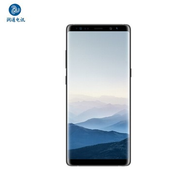 三星GalaxyNote8(SM-N9500)6+64/128/GB移动联通电信4G手机双卡双待 谜夜黑 厂商指导价128GB