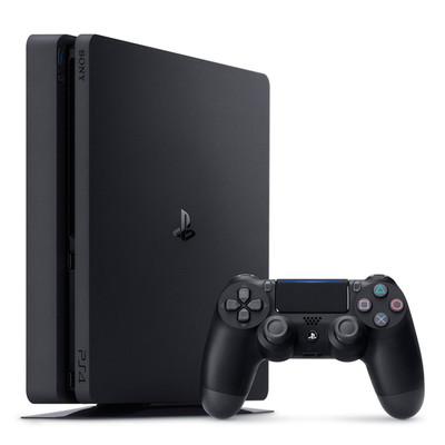 索尼 PS4 Slim(CUH-2000/500GB版) 原装对号 顺丰包邮 渠道批发零售