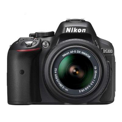 尼康(Nikon) D5300 单反套机(AF-P DX  18-55mm f/3.5-5.6G VR)