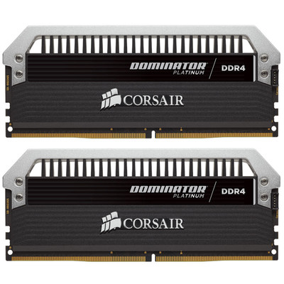 海盗船 统治者铂金 32GB DDR4 3000(CMD32GX4M2B3000C15)