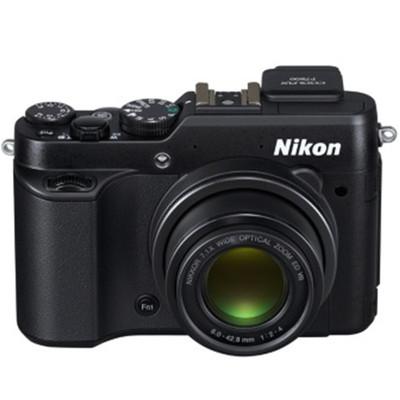 尼康(Nikon) COOLPIX P7800 数码相机(1219万像素 3英寸翻转屏 7.1倍光学变焦 内置ND滤镜)