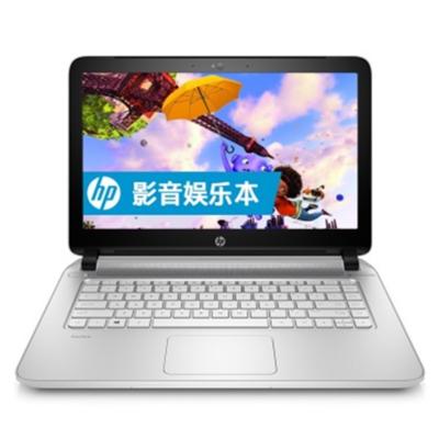 【顺丰包邮】惠普 Pavilion 14-V217tx(L0K88PA)14英吋笔记本 (i5-5200U 4G 500GB GT830M 2G独显 win8.1 白色)