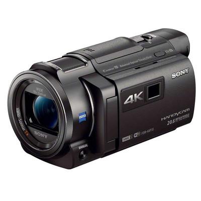 索尼(SONY)FDR-AXP35 4K数码摄像机 黑色