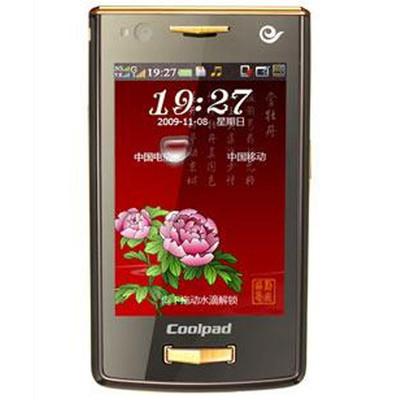 Coolpad酷派 N900+ 双模双待 电信3G天翼手机