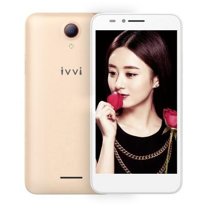 【顺丰包邮】ivvi 双子星F1 4G 智能手机 双卡双待 电信全网通