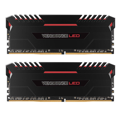 海盗船 复仇者LED32GB DDR4 3200 (CMU32GX4M2C3200C16) 台式机内存