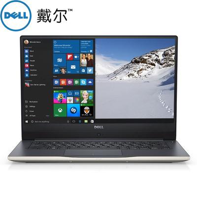 【新品上市】15.6英寸(i5-7200U/4G/128G+500G)燃7000 戴尔灵越 15 7000系列(INS15-7560-D1545G)GT940MX独显 IPS屏 背光键盘