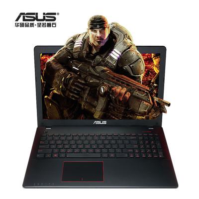 (北京华硕授权代理)华硕 FX50JX4720(豪华版)15.6寸游戏笔记本电脑