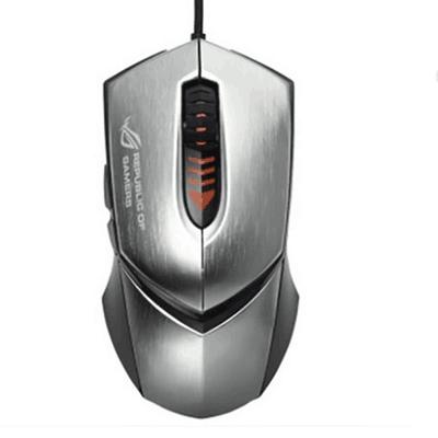 Asus/华硕 GX1000 ROG   电脑有线鼠标 激光游戏鼠标  包邮