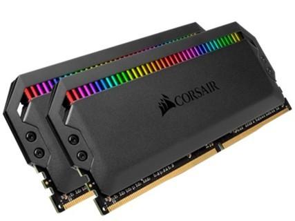 统治者铂金RGB DDR4 3000 8GBx2 16G套装内存条 CMT16GX4M2C3000 8*2套条