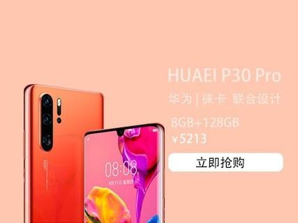 华为 P30 Pro  8G+128G  全网通
