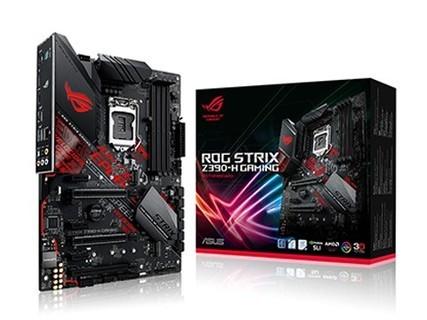 玩家国度(REPUBLIC OF GAMERS) ROG STRIX Z390-H GAMING主板 黑色