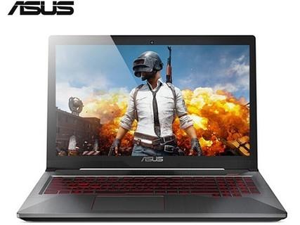 华硕 FX63VD7300   15.6英寸游戏影音笔记本电脑 8G 128G SSD+1TB 4G独显 定制
