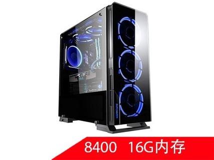 甲骨龙 I5 8400 GTX1050TI 4G 独显 16G内存 DIY台式 默认配标