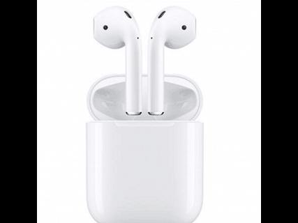 【apple授权专卖 现货包邮】苹果 AirPods原装蓝牙入耳式无线耳机 白色