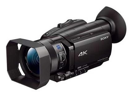 索尼(SONY) 4K摄像机 FDR-AX700 送摄像机包