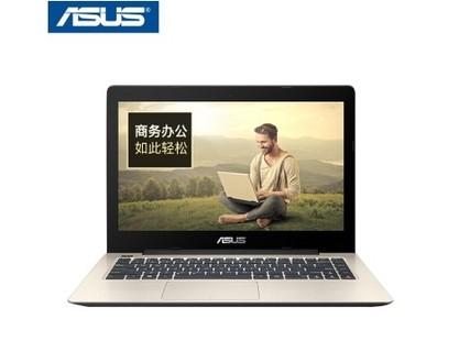 【ASUS授权专卖】华硕 A480UR7200(i5 7200U/4GB/500GB/2G独显) 金色i5-7200.4G 500G 930-2G