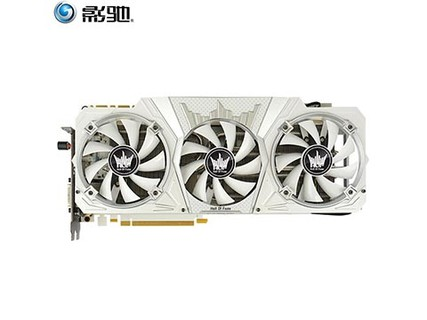 影驰(Galaxy)GeForce GTX 1070Ti 名人堂 黑色