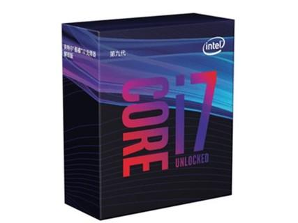 英特尔(Intel) i7-9700K 盒装CPU处理器盒装正品 三年质保9代处理器 i7-9700K 盒装CPU