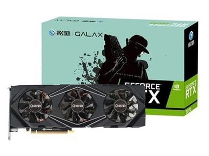 影驰 GeForce RTX2070大将/Gamer 8G/256Bit超频独立游戏吃鸡图灵显卡 RTX2070 8G