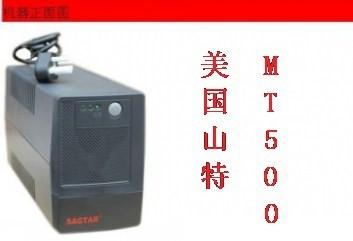 山特ups电源小功率mt500(500va/250w)后备式主机