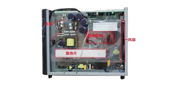 山特ups电源c2k(2kva/1.6kw)在线式内置电池标机厂价直销