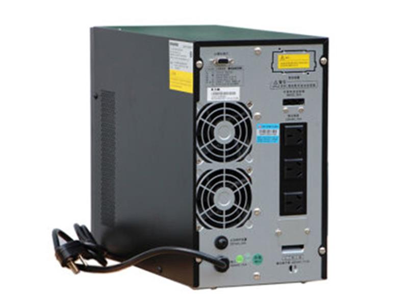 深圳山特ups电源c3ks外配8只c12-38电池延时1小时